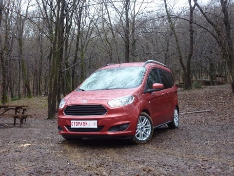 TEST | Ford Tourneo Courier