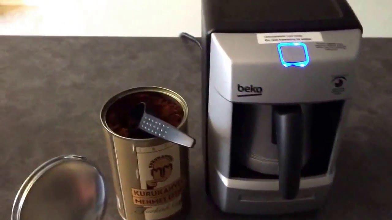 Beko Electric Greek Coffee Maker