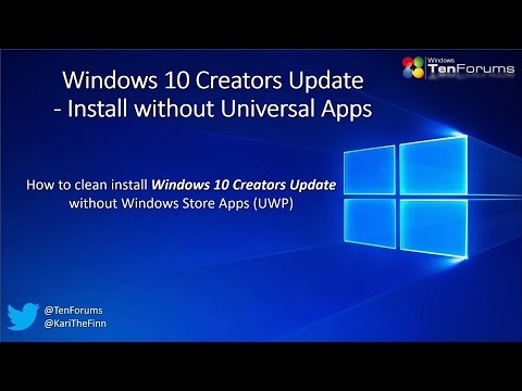 How To Install Store Apps Without Switching To Microsoft ...