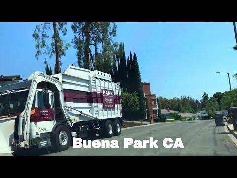 🔴  Buena Park Driving Tour 1080P