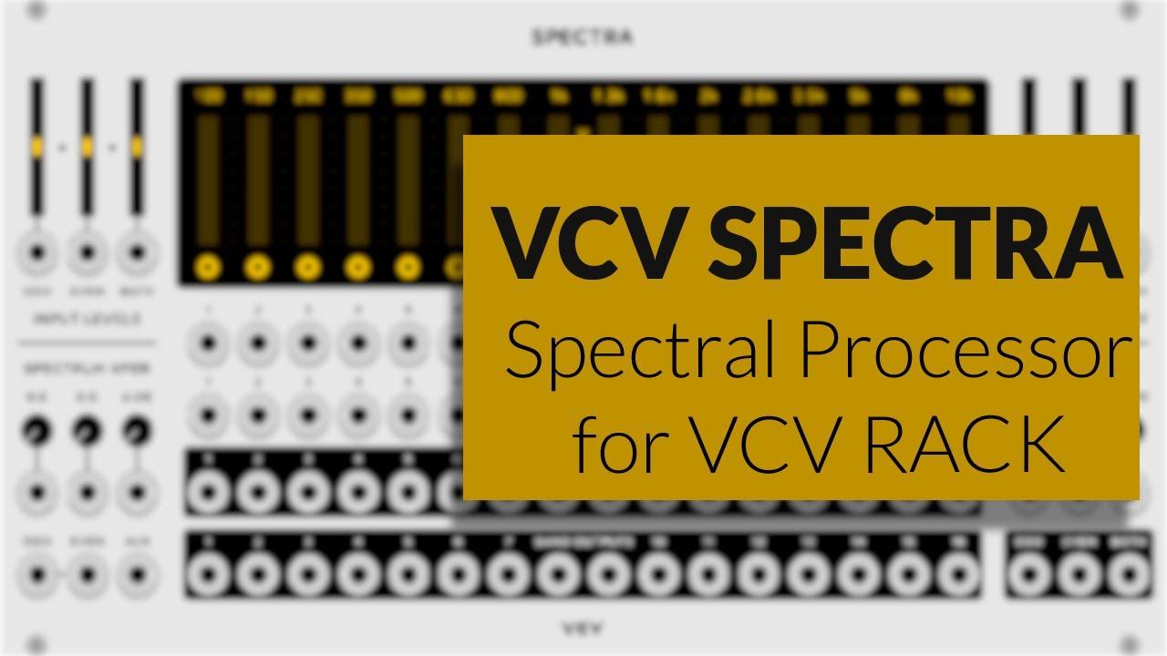 VCV Rack: Virtual Eurorack environment (free download