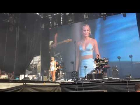 Zara Larsson - Uncover - Live Gibraltar Music Festival 2016