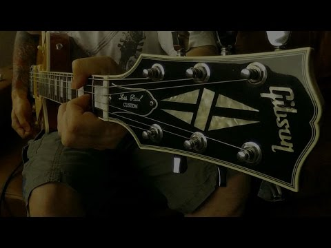 When The Smoke Is Going Down - Scorpions Guitar Cover