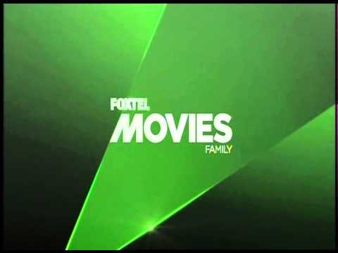 Foxtel Movies 'Family' Ident & PG Classification 2013
