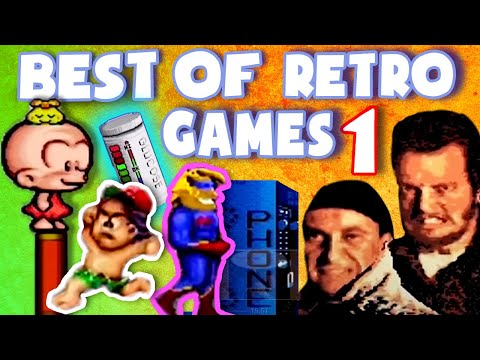 Best RETRO GAMES Moments! (Part 1) - Game Grumps Compilations