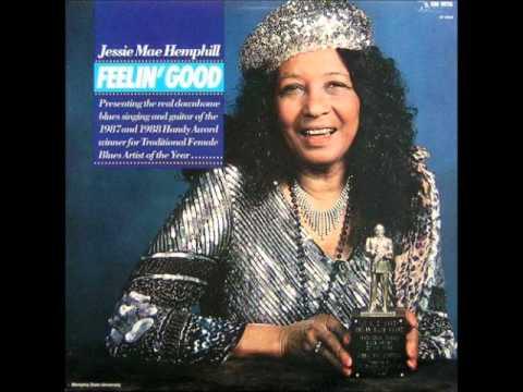 Jessie Mae Hemphill- My Daddy's Blues (High Definition)