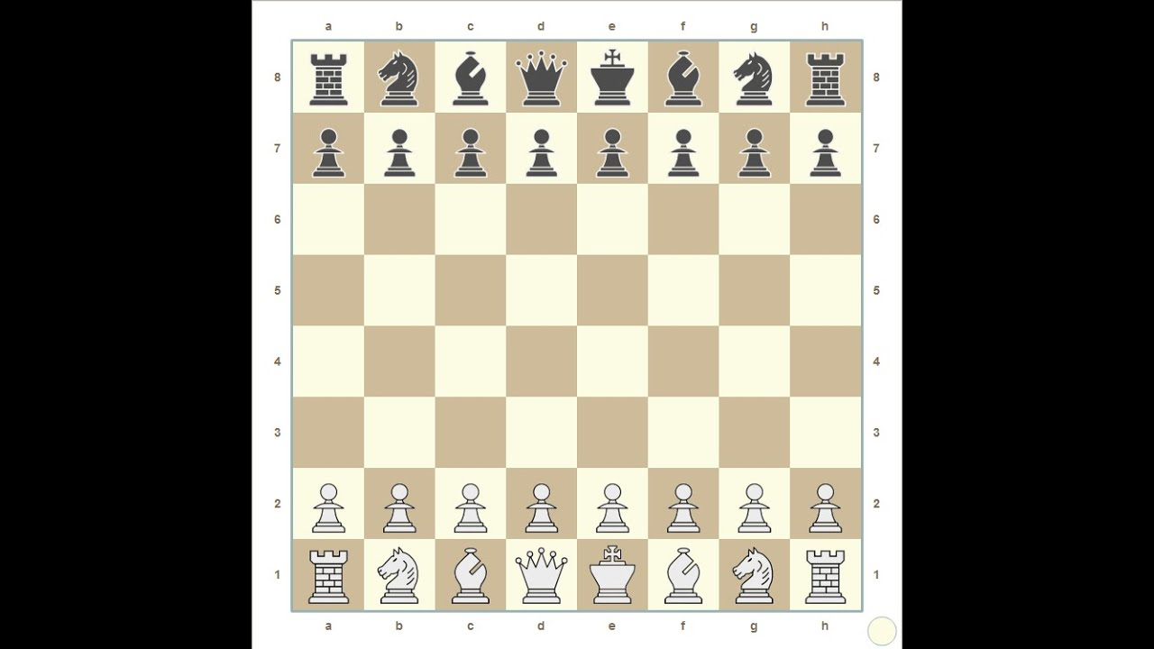 how to win chess in 2 moves