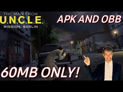 MISSION BERLIN APK AT OBB DOWNLOAD(HIGH GRAPHICS GAME)