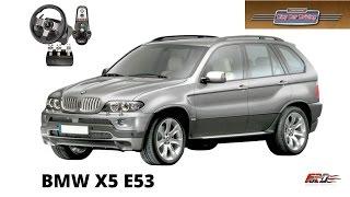 BMW X5 E53 - тест-драйв, обзор, off-road, лучший внедорожник City Car Driving(BMW X5 — среднеразмерный кроссовер от немецкого автопроизводителя BMW. Автомобиль был представлен в 1999 году..., 2016-10-18T07:16:41.000Z)