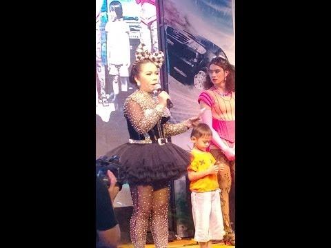ตุ๊กกี้มาแสดงศรีสะเกษ งานวีโก้ แชมป์ หนึบทุกสถานการณ์ 26 ตุลาคม 2556