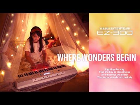 Yamaha EZ-300 Overview Video