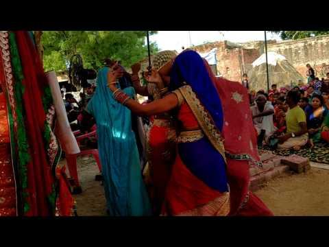 Narendra Shastri Bhagwat dance
