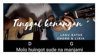 Cover Tinggal Kenangan + Chord Gitar & Lirik