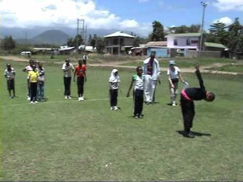 Hope for Tanzania: Sports Day
