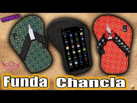 Funda con forma de Chancla para Iphone 4