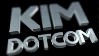 Kim Dotcom - Party Amplifier Video