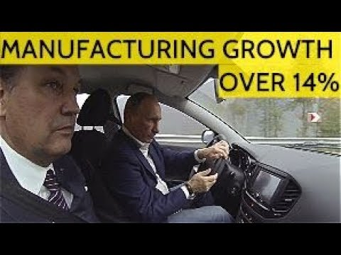 Putin Finally Impressed? Russia's Car Industry Achieves A Major Breakthrough!
