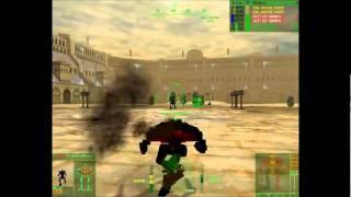 Mech Warrior 4: Mercenaries Arena Gameplay