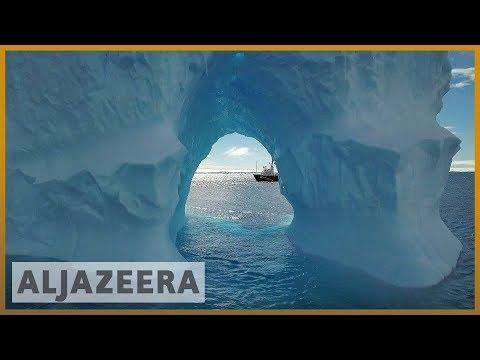 🇦🇶 Experts weigh up turning Antarctica's Weddell Sea into sanctuary   Al Jazeera English