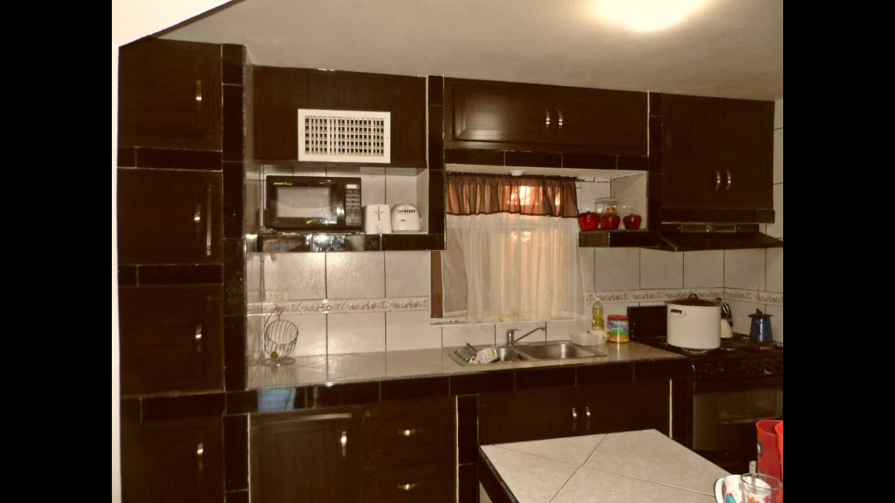 Dise os de cocinas integrales de concreto casa dise o for Disenos cocinas integrales