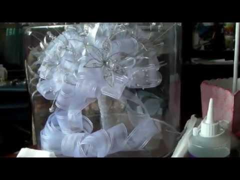 Como hacer un ramo de novia sencillo youtube for Como aser un criadero de mojarras