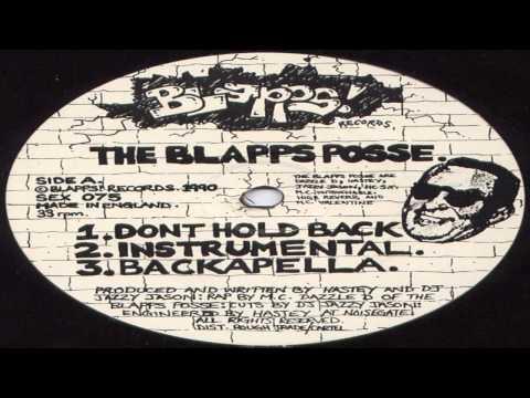 The Blapps Posse Blapps Posse Set Yourself Free