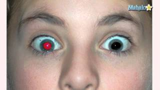 Photoshop Tutorial - Red Eye