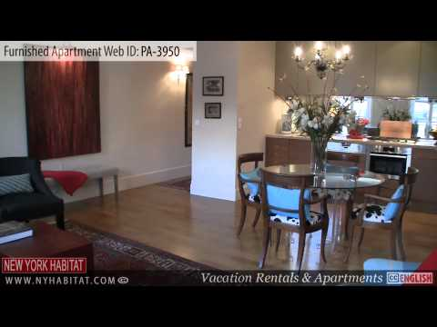 Paris, France - Video tour of a furnished apartment on Rue Cujas (Luxembourg - Latin Quarter)