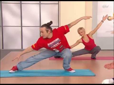 Китайская гимнастика для суставов видео уроки лечение морем врожденного вывиха тазобедренных суставов