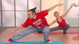 Китайская гимнастика. Урок № 1 Занятия для дома Znay VSЁ