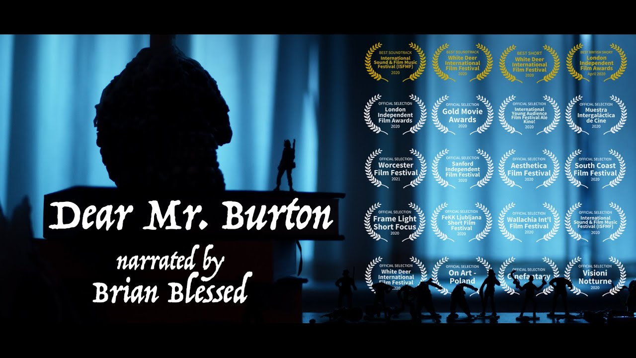 Dear Mr. Burton | Award Winning Short Film