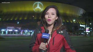 'You bleaux it;' New Orleans Saints fan buys billboards around Atlanta