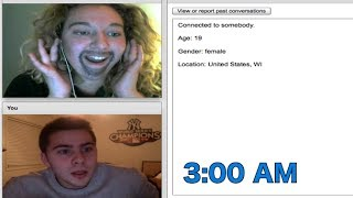 Freaky Late Night (Chatroulette Experience)