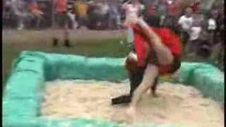 Mashed Potato Wrestling- Clark, Sd 2007-rough Edit