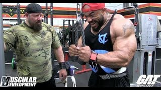 Baixar Sergio Oliva Jr. Arm Workout | Back to My Roots Ep. 7