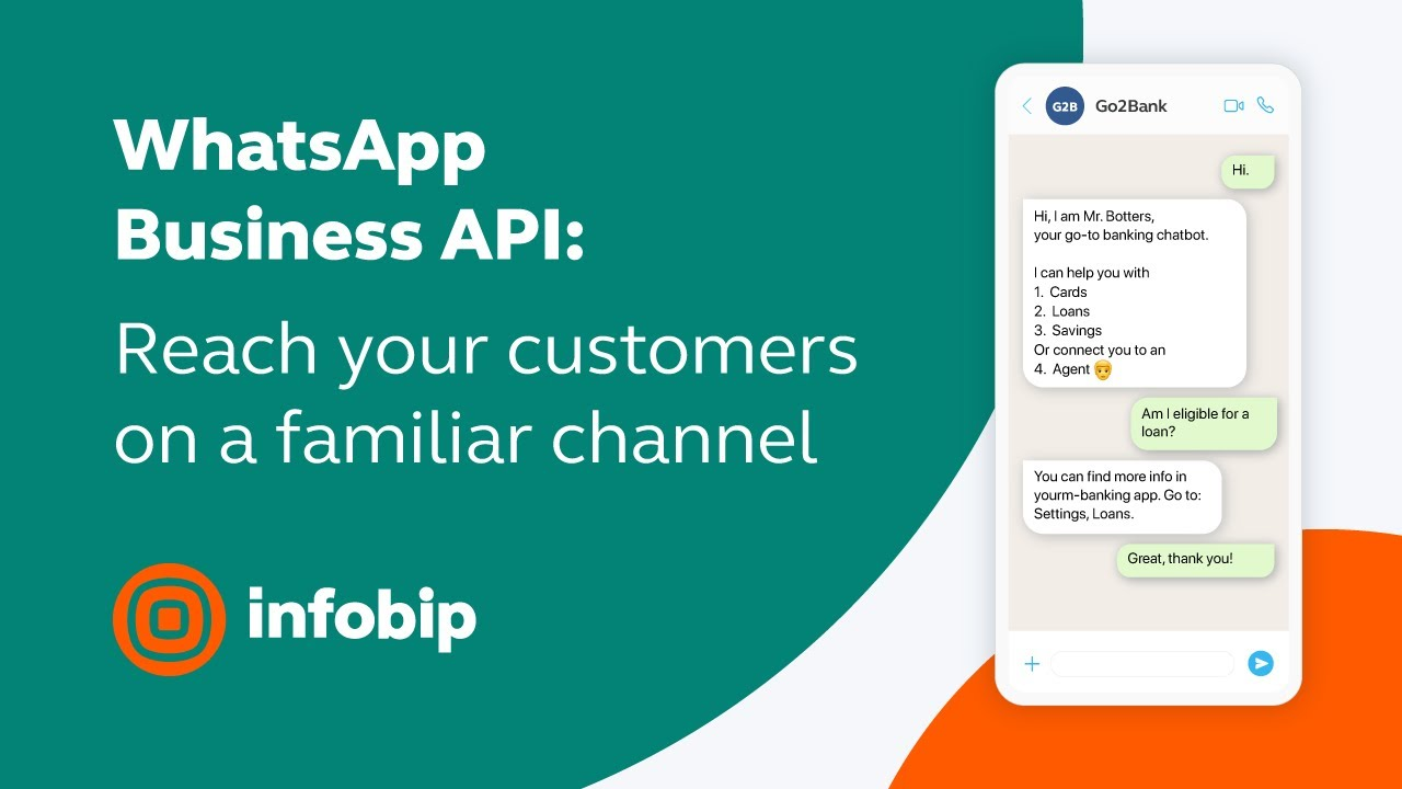 Whatsapp Business Api Deliver A Better Customer Experience Youtube