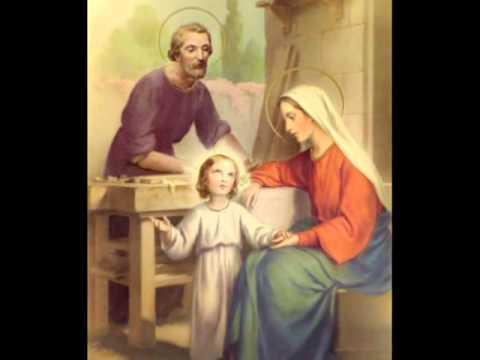 Sagrada Família - Louvor e Glória