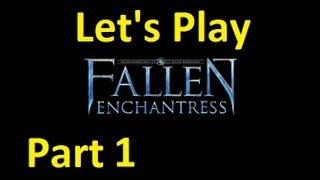 Let's Play Fallen Enchantress Part1