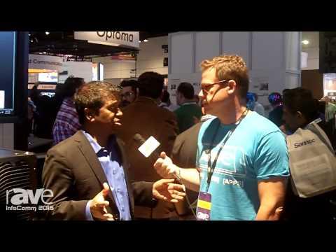 InfoComm 2015: Gary Kayye Speaks with Christie's Jeevan Vivegananthan