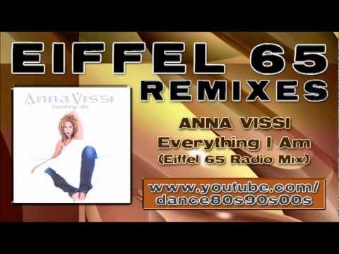 ANNA VISSI - Everything I Am (Eiffel 65 Radio Mix)
