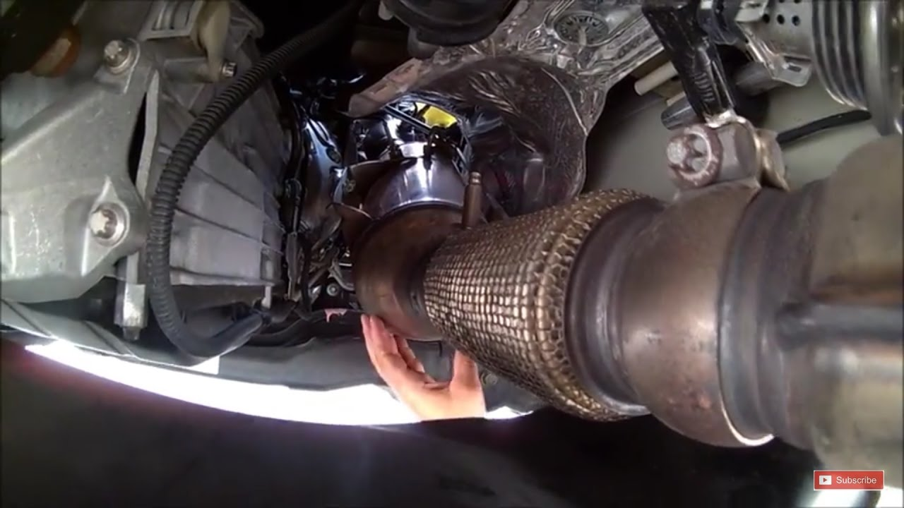 mercedes sprinter diesel particulate filter cleaning diy