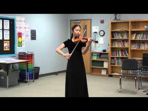 Czardas by Vittorio Monti - Emily at Solo & Ensemble
