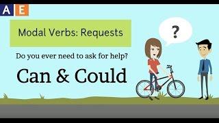 Modal Verbs: Making Requests thumbnail
