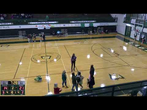 Flagstaff vs. Lee Williams High School JV Womens' Basketball