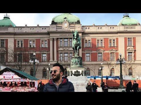 Belgrad Vlog / Aralık 2017