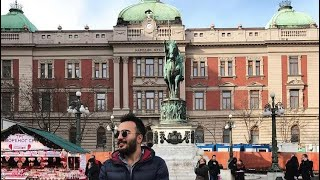 Belgrad Vlog / Aralık 2017 2017 Video