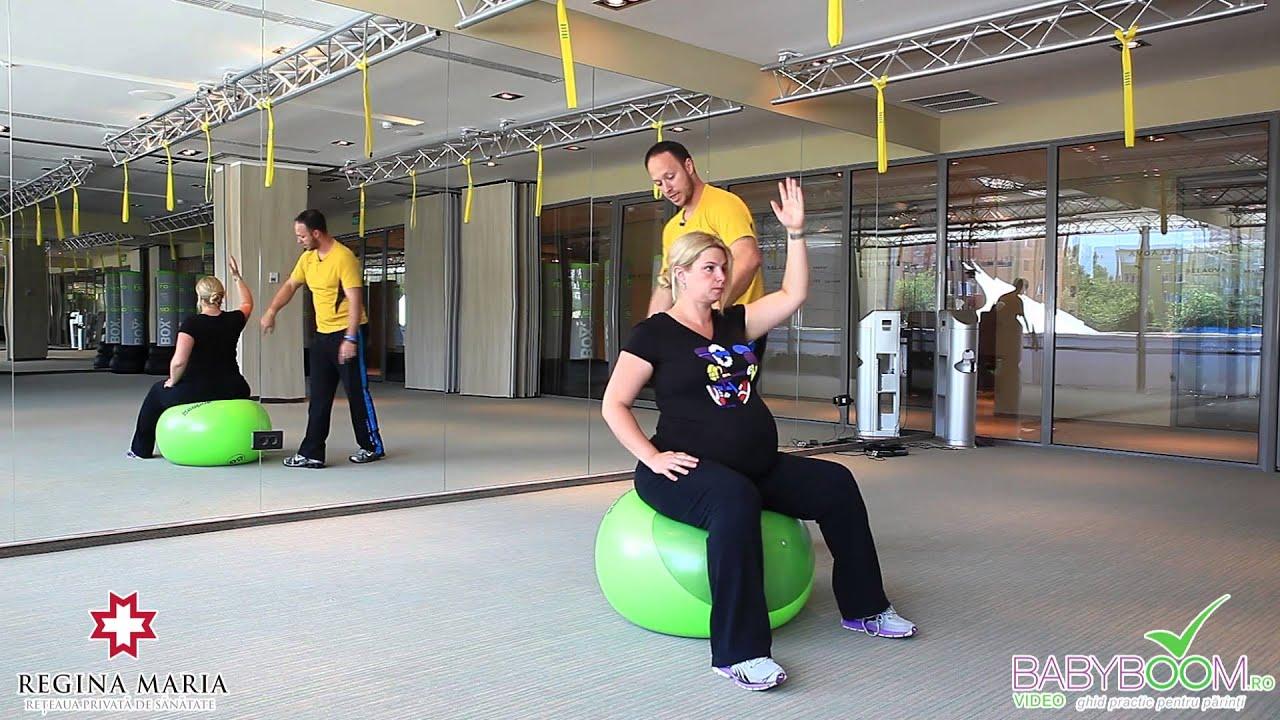 exerciții pentru femeile însărcinate cu venicoși vena video)