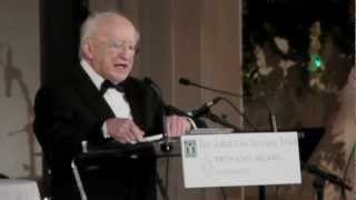 President of Ireland Michael D. Higgins, Addresses The New York Dinner Gala - May 2012
