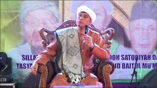 Thoriqoh itu penting Pengajian Gus Abbas di Ponpes Fatchul Ulum Gandusari Kuwarasan Kebumen 2018