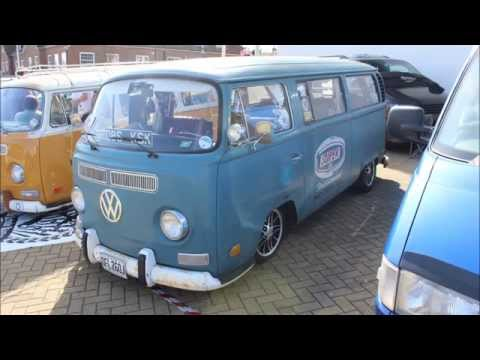 Vw Event 2014 VolksWorld Vw camper van T2 Collection